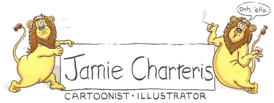 Jamie Charteris